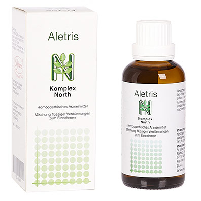 Aletris Komplex North